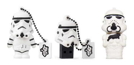 Stormtrooper Memory Sticks
